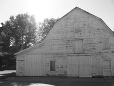 love this old barn in inglewood!