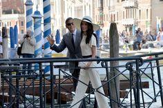 Venezia: Matrimonio George Clooney e Amal, si sono sposati - Veneto - ANSA.it