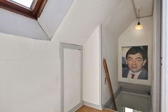 Fortunately, Mr. Bean can watch over your every step.