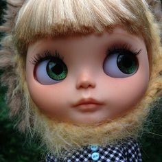 Ricky <3 I think this is the doll that was named after the customizer's husband.