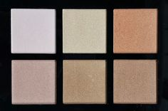 Profusion Studio Highlight Palette Swatches