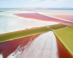 David Burdeny, 'Saltern Study 02, Great Salt Lake, UT,' Bau-Xi Gallery.