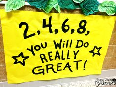 Are you a elementary teachers looking for a little state testing motivation? These state testing encouragement posters are perfect classroom décor and boost the kids morale! Great classroom management and classroom ideas inside!