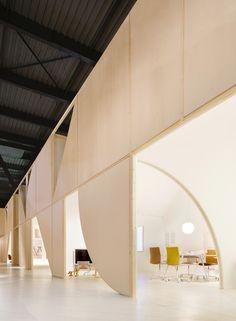 Gallery of 2 Arper Pavilions / MAIO - 4