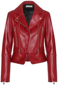 Balenciaga jacket, $3,125, mytheresa.com. - HarpersBAZAAR.com