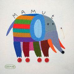 e71da2bc0001f7b24a0fd795d323fcf22 New Embroideries by Ivan Semesyuk.
