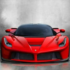 Ferrari LaFerrari - terrible name, awesome car