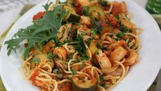 Lidia Bastianich cooks a delicious pasta dinner
