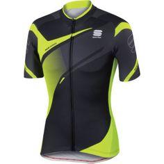 wiggle.com.au | Sportful Spark Jersey | Short Sleeve Jerseys Cycling Wear, Cycling Jerseys, Cycling Outfit, Sports Logo, Sports Shirts, Tri Suit, Triathlon Gear, Polo Design, Football Design