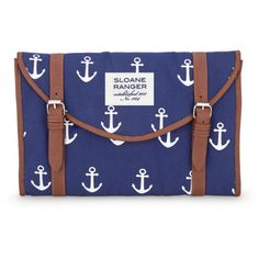 anchor oversized clutch.