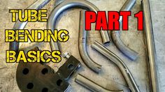 TFS: Tube Bending Basics 1 - What You Need to Know
