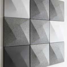 Modern Sound Absorbing Panels | Modern Design