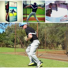 #BASEBALL #PITCHING #FIELDING AND #HITTING TRAINER: Wear it, and #pitch / #throw / #field and #hit as usual, #Exoprecise resistance builds strength, triggering acceleration. Increasing #ArmSpeed / #PitchingVelocity / #BatSpeed, strengthening #PowerBaseball muscles, guiding you to proper #BaseballMechanics