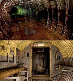 Rare Look Inside an Abandoned Titan-1 Missile Silo Complex - TechEBlog
