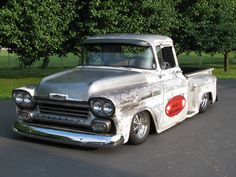 Image result for painting patina on trucks