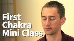 Dahn Yoga Exercise: Mini Yoga Class to Stimulate the 1st Chakra