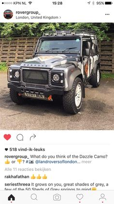 Land Rover Defender 90 Td4 HardTop- Customized Icon Twisted.