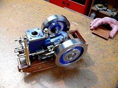 model engine ronald