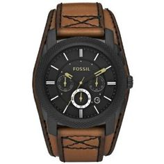 Fossil, Man's Watch, Men's Dress Chronograph, Quartz, FS4616: Amazon.co.uk: Watches