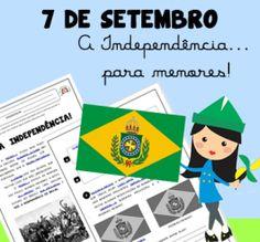 Código 599 Independência do Brasil - para menores
