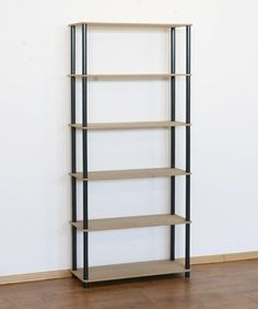 Regał rurkowy DEDAL-6N - Seria Dedal - Regały modułowe Shelving, Bookcase, Home Decor, Shelves, Decoration Home, Room Decor, Shelving Units, Book Shelves, Home Interior Design