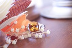 Camelot Jewelers Citrine Ring: November's Birthstone