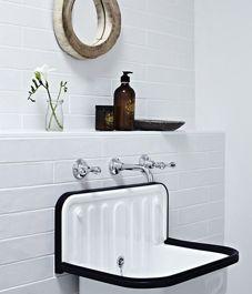 floating vanity - 2014 bathroom design trends