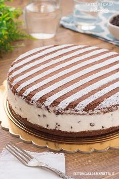 Bon Dessert, Dessert Bars, Delicious Desserts, Dessert Recipes, Torte Cake, Cheesecake Desserts, Specialty Cakes, Let Them Eat Cake, Italian Recipes