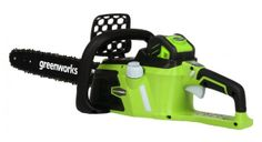 greenworks g max angled white 650x355 GreenWorks 40V G MAX DigiPro 16 Brushless Chainsaw Review