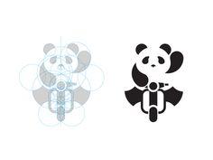 Panda Rider Logo
