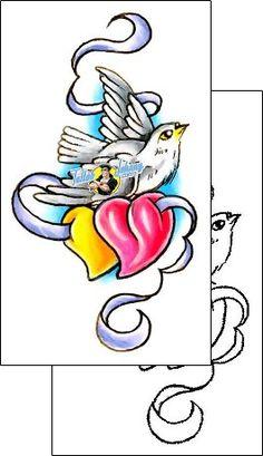 Dove Tattoo animal-dove-tattoos-gary-davis-g1f-01144