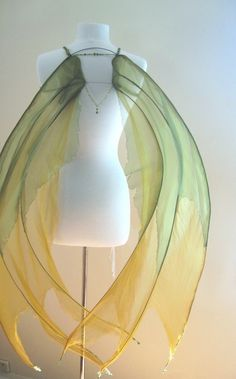 Fantasy Fairy Wings - Large - OOAK