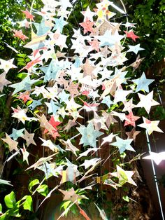 FREE SHIPPING The Green Woodland Star by BabyLoveKisses on Etsy, $55.00