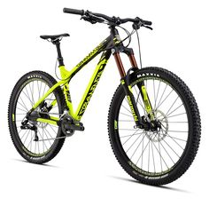 COMMENCAL 2015 | META HT AM ESSENTIAL PLUS 650B YELLOW 2015