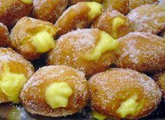 Italian food - Bomboloni
