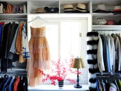 Go Inside Chiara Ferragni's Closet Like You've Never Seen Before