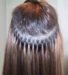 1000 Images About Before Amp After Hair Extensions On