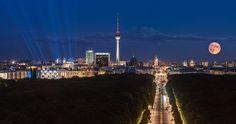 Berlin - September Vollmond http://fc-foto.de/36904089