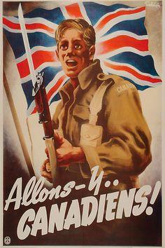 Canadian Propaganda: Sights and Sounds of World War II - X Company