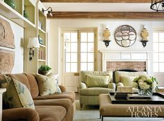 Design by Liz Williams | Architecture by D. Stanley Dixon | Photography by Emily Followill | Atlanta Homes & Lifestyles |