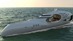 The Infinitas by Schopfer Yachts ... a unique design just waiting to take shape - 300ft lo...