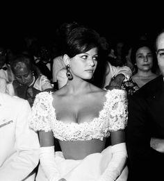 Claudia Cardinale, 1963