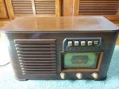 1941 Zenith 6-S-527 62527 Tube Radio