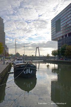 Wijnhaven, Rotterdam, The Netherlands
