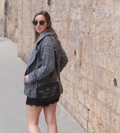 A special shoutout to Elza ! She chose the .Kate Lee MAEVA style in sheep leather in black !   #katelee #style #bag