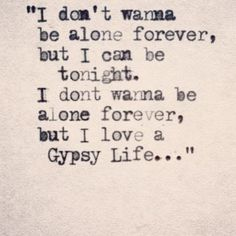 """Gypsy"" by Lady Gaga"