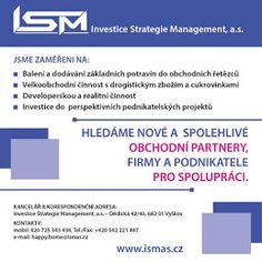 Investice Strategie Management, a.s. - ISM – Sbírky – Google+