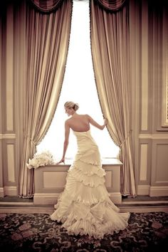 Marchesa Bridal, The Willard Hotel from Soco Events DC. Isacson Studios Photography