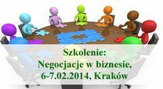Szkolenie skierowane jest do handlowców, szefów zespołów handlowych oraz osób, które w codziennej pracy negocjują z klientami i chcą uzyskać więcej, niż dotychczas. http://www.szkolenia.avenhansen.pl/szkolenia-otwarte/negocjacje-w-biznesie-2014-02-06-krakow.html