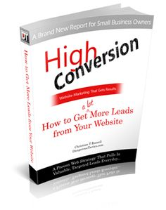 How to get a lot more leads from your website